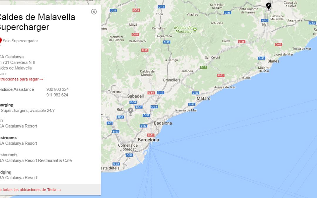¡Undécimo supercharger abierto en España!