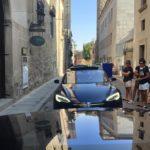 Club Tesla España quedada en Ávila. Fecha: 1 Septiembre 2018. De ruta por Ávila