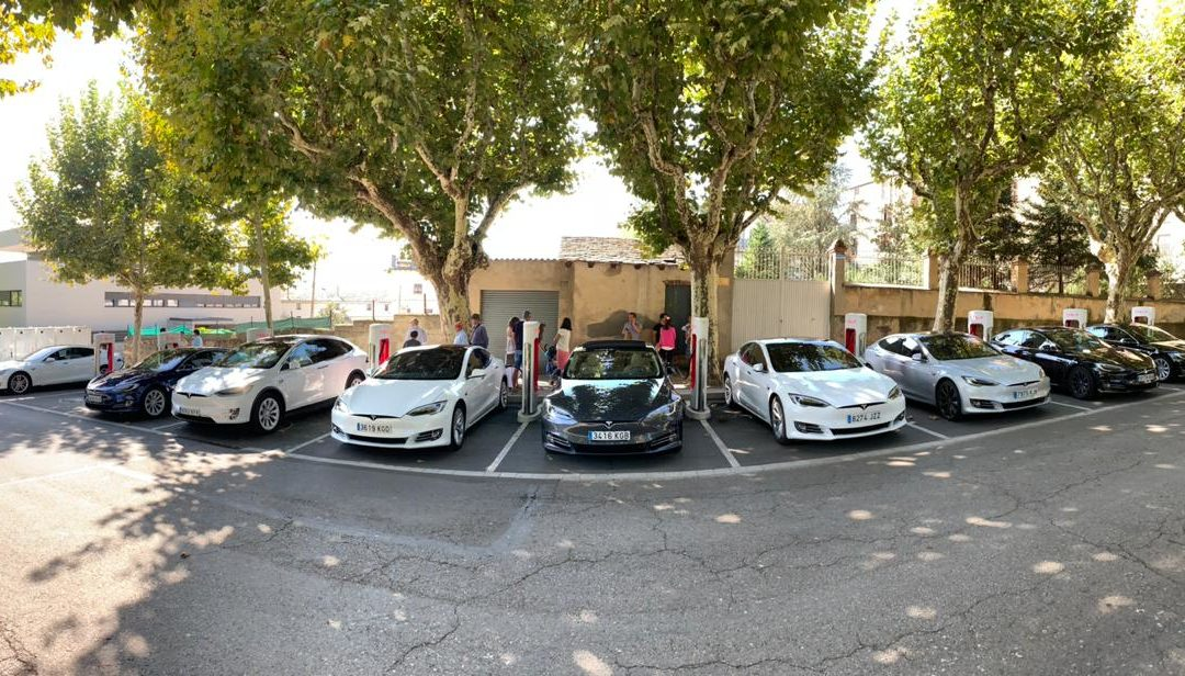 Supercharger de La Seu