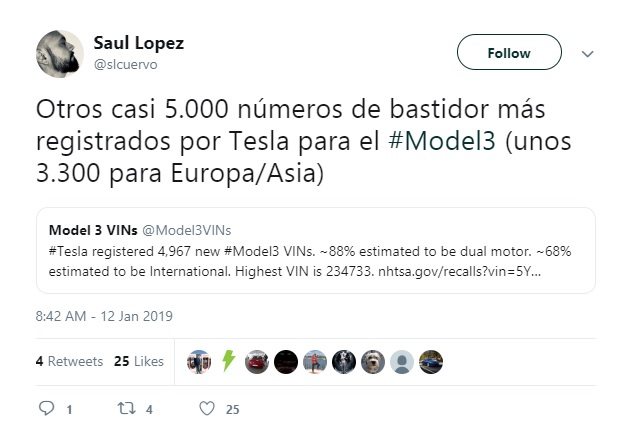 Twitter Saúl López.