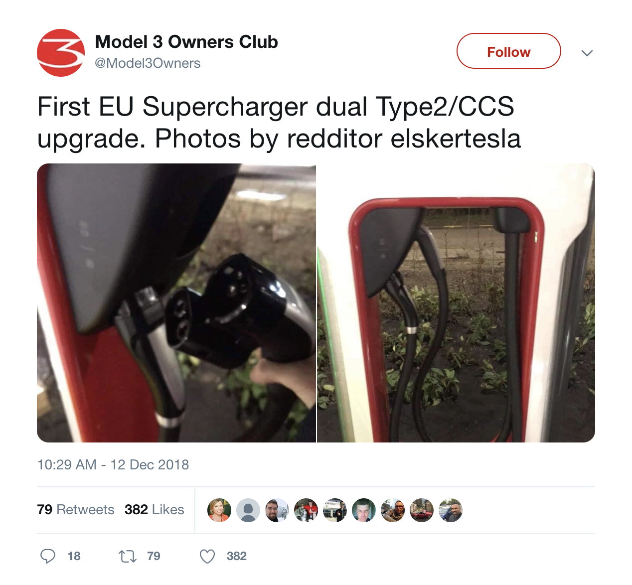 Twitter Model 3 Owners Club