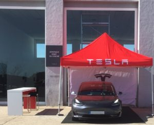 Entrega Tesla Model 3 Performance