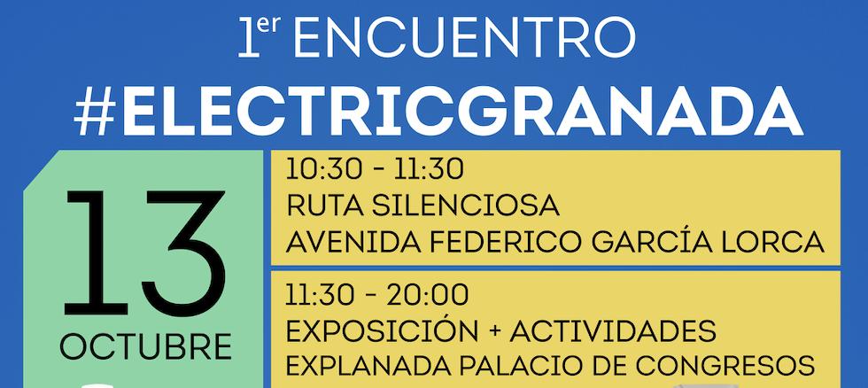 Primer Encuentro #ElectricGranada