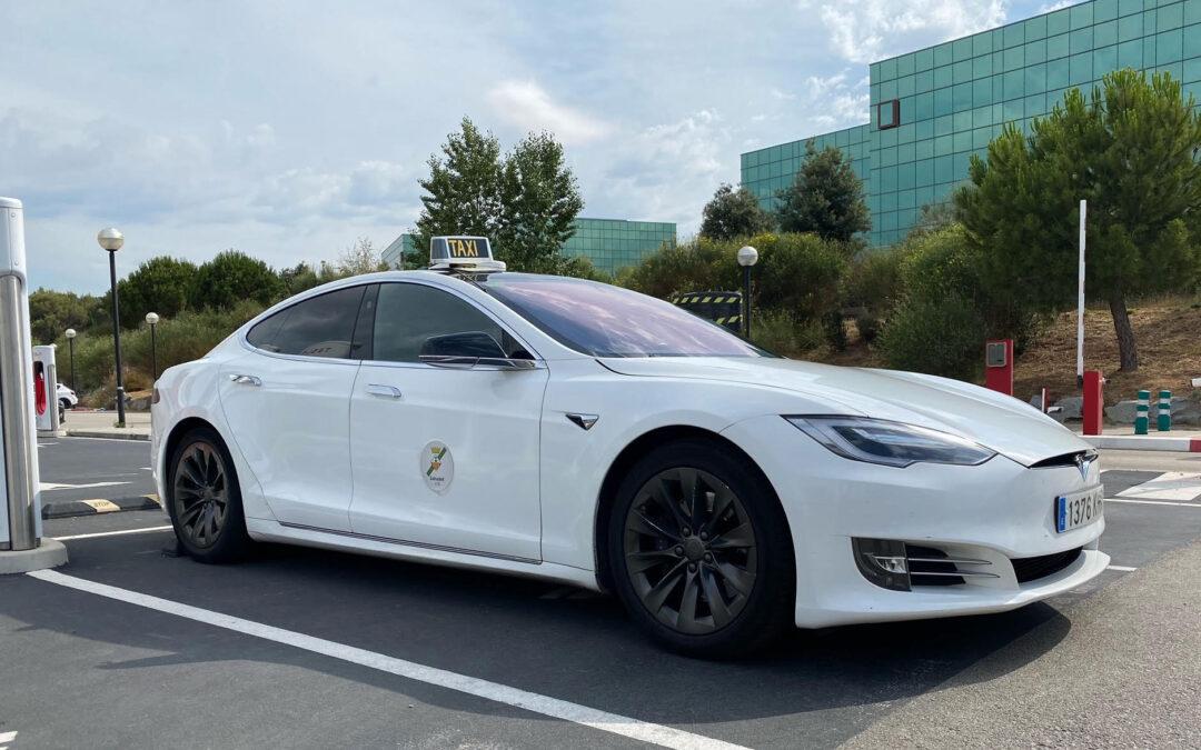 Entrevista a Joan, taxista de un Tesla Model S 75 desde 2017