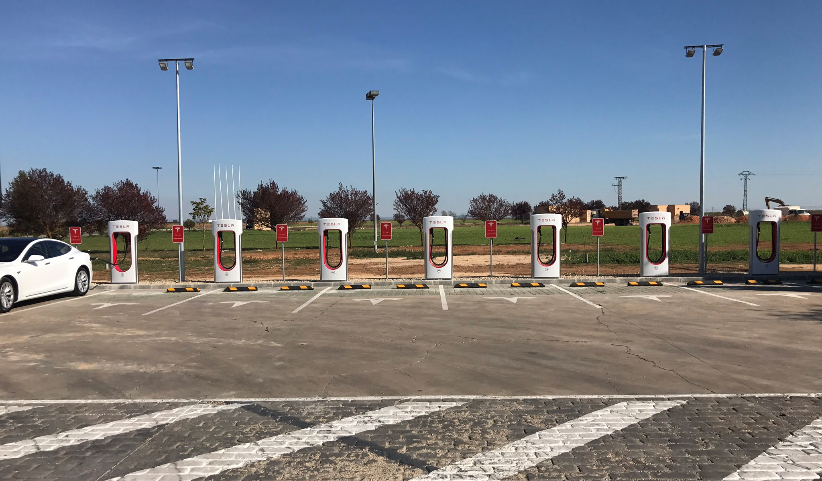 Supercharger de Albacete