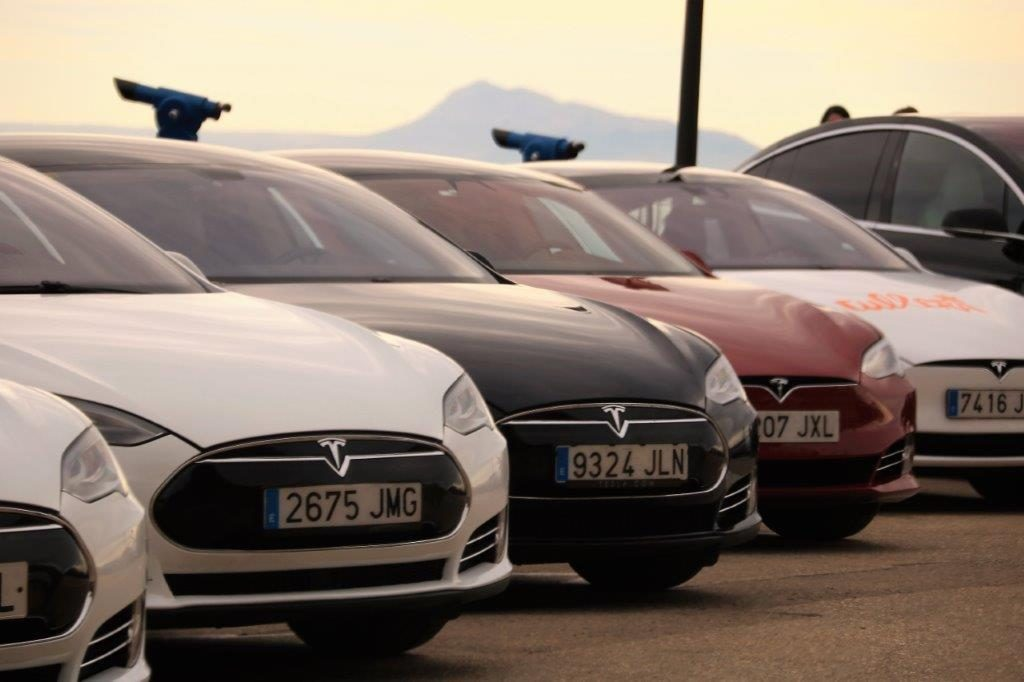 Evento Club Tesla en Cullera 2018